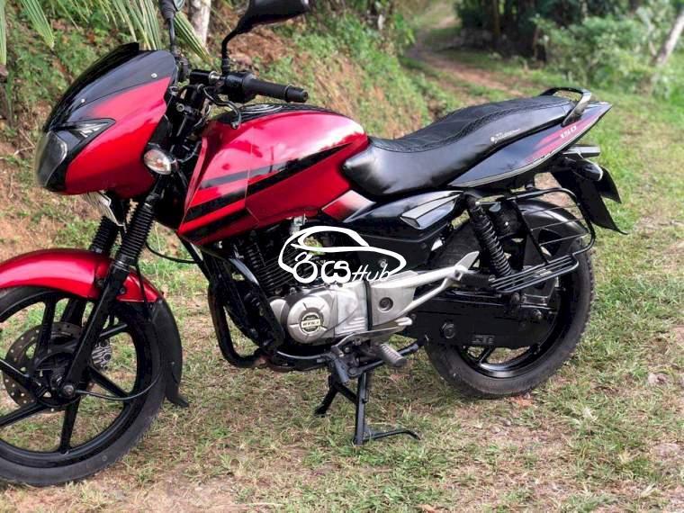 Bajaj Pulsar 2012 Motorcycle, riyahub.lk