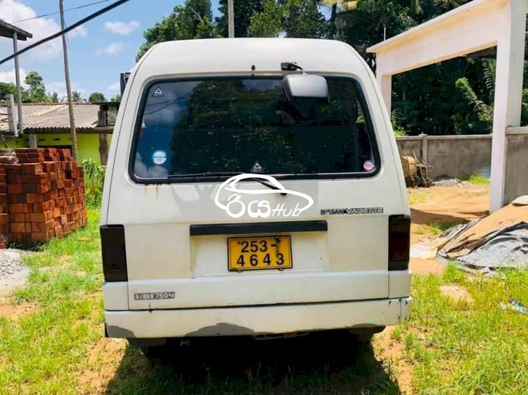 Nissan Vanette 1995 Van, riyahub.lk