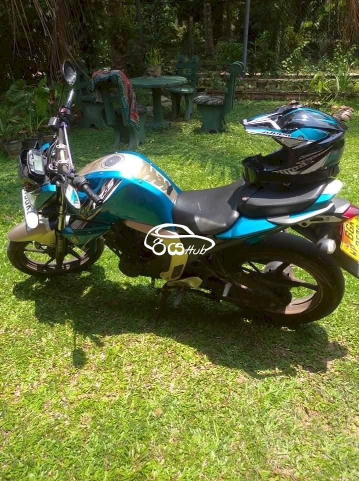 Yamaha fz 2018 Motorcycle, riyahub.lk