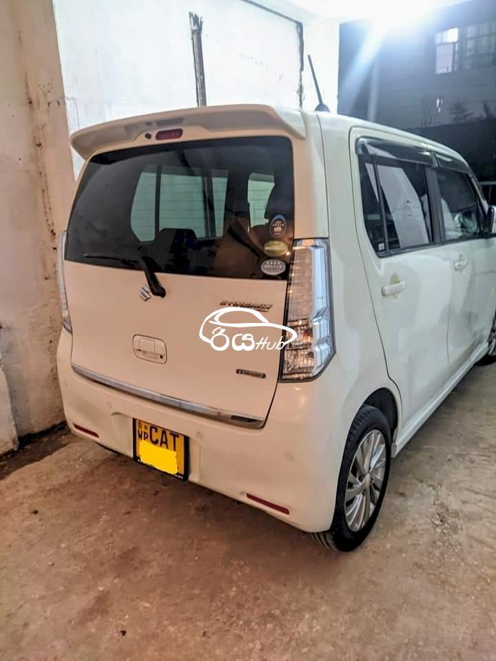 Suzuki Wagon R Stingray 2016 Car, riyahub.lk