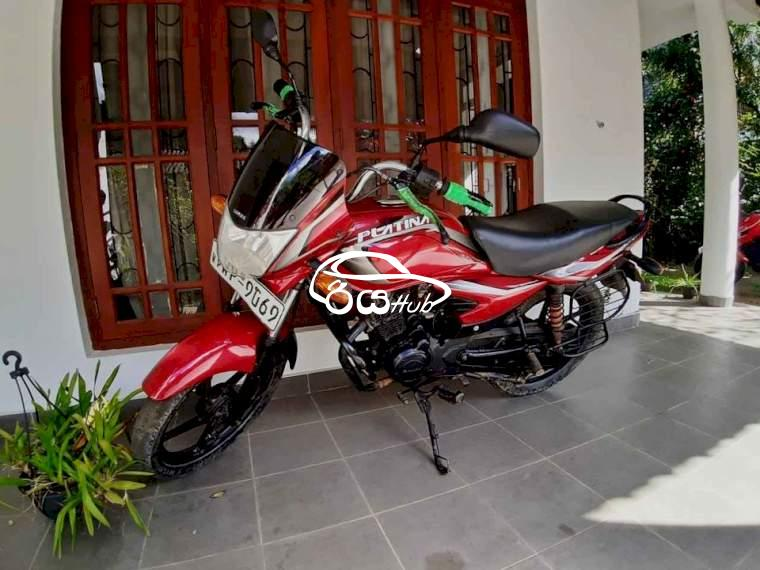 Bajaj Platina 2011 Motorcycle, riyahub.lk