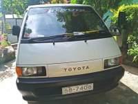 Toyota Townace 1992 Van - Riyahub.lk