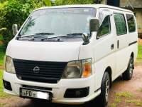 Nissan Caravan E25 2006 Van - Riyahub.lk