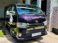 Toyota KDH 201 2015 Van - Riyahub.lk