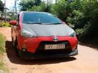 Toyota Aqua 2012 Car - Riyahub.lk
