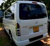 Toyota KDH 2014 Car - Riyahub.lk