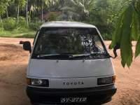 Toyota Townace 1991 Van - Riyahub.lk