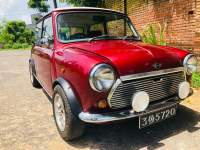 Morris Mini Cooper 1960 Car - Riyahub.lk