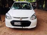 Suzuki Alto 2016 Car - Riyahub.lk