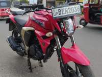 Yamaha Fz 2016 Motorcycle - Riyahub.lk