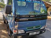 Nissan Cabstar 2001 Lorry for sale in Sri Lanka, Nissan Cabstar 2001 Lorry price