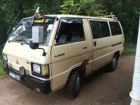 Mitsubishi Delica L300 1984 Van for sale in Sri Lanka, Mitsubishi Delica L300 1984 Van price