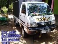 Suzuki Super Carry 2018 Lorry for sale in Sri Lanka, Suzuki Super Carry 2018 Lorry price