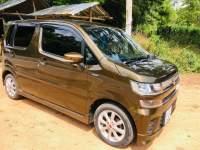 Suzuki Wagon R Fz Safety 2017 Car for sale in Sri Lanka, Suzuki Wagon R Fz Safety 2017 Car price