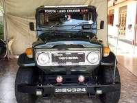 Toyota Land Cruiser 1982 SUV for sale in Sri Lanka, Toyota Land Cruiser 1982 SUV price