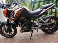 Ktm Duke 200 2017 Motorcycle for sale in Sri Lanka, Ktm Duke 200 2017 Motorcycle price