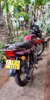 Bajaj CT 100 2008 Motorcycle - Riyahub.lk