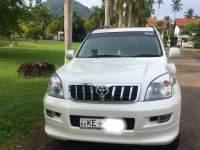 Toyota Land Cruiser Prado 2003 SUV for sale in Sri Lanka, Toyota Land Cruiser Prado 2003 SUV price