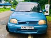 Nissan March 1996 Car - Riyahub.lk