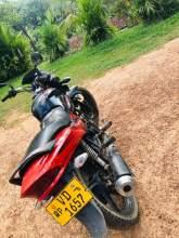 Hero Honda Glamaur 2009 Motorcycle - Riyahub.lk