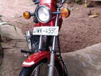 Yamaha SR-125 2004 Motorcycle for sale in Sri Lanka, Yamaha SR-125 2004 Motorcycle price
