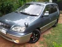 Kia Carens 2001 Van for sale in Sri Lanka, Kia Carens 2001 Van price