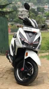 Honda Grazia 2019 Motorcycle - Riyahub.lk