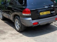 Hyundai Santa Fe 2003 Van for sale in Sri Lanka, Hyundai Santa Fe 2003 Van price