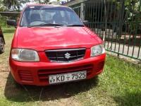 Maruti Suzuki Alto 2006 Car for sale in Sri Lanka, Maruti Suzuki Alto 2006 Car price