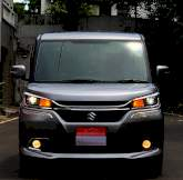 Suzuki Bandit Solio 2015 Car - Riyahub.lk