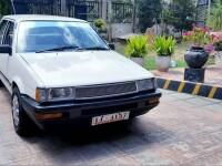 Toyota Corolla 1983 Car for sale in Sri Lanka, Toyota Corolla 1983 Car price