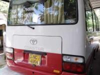 Toyota Coaster 2002 Bus for sale in Sri Lanka, Toyota Coaster 2002 Bus price