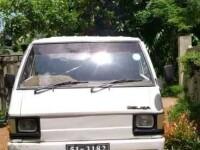 Mitsubishi Delica 1985 Van for sale in Sri Lanka, Mitsubishi Delica 1985 Van price