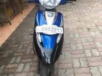 TVS Scooty Pept 2018 Motorcycle - Riyahub.lk
