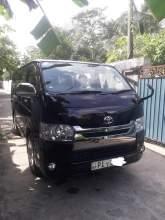 Toyota KDH 201 2017 Van for sale in Sri Lanka, Toyota KDH 201 2017 Van price