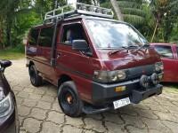 Mitsubishi P25 4 Wheel 1991 Van for sale in Sri Lanka, Mitsubishi P25 4 Wheel 1991 Van price