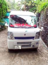 Suzuki Every DA17 2016 Van for sale in Sri Lanka, Suzuki Every DA17 2016 Van price