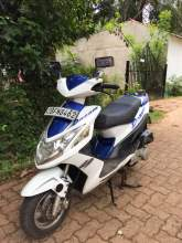 Ranamoto Dream 2017 Motorcycle for sale in Sri Lanka, Ranamoto Dream 2017 Motorcycle price