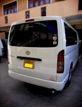 Toyota KDH 2006 Van - Riyahub.lk