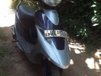 TVS Scooty Pept 2008 Motorcycle for sale in Sri Lanka, TVS Scooty Pept 2008 Motorcycle price