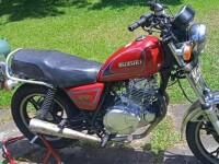 Suzuki GN 250 1998 Motorcycle for sale in Sri Lanka, Suzuki GN 250 1998 Motorcycle price