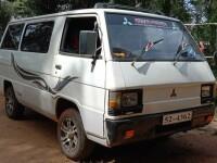 Mitsubishi Delica 1980 Van for sale in Sri Lanka, Mitsubishi Delica 1980 Van price
