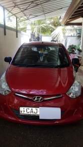 Hyundai Eon 2016 Car - Riyahub.lk