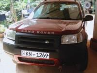 Land Rover Freelander 2000 SUV for sale in Sri Lanka, Land Rover Freelander 2000 SUV price