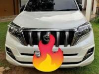 Toyota Land Cruiser Prado 2017 SUV for sale in Sri Lanka, Toyota Land Cruiser Prado 2017 SUV price