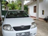 Toyota Corolla 2002 Car for sale in Sri Lanka, Toyota Corolla 2002 Car price