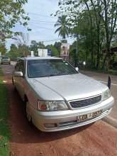 Nissan Bluebird 2000 Car - Riyahub.lk