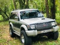 Mitsubishi Turbo Intercooler 1993 SUV for sale in Sri Lanka, Mitsubishi Turbo Intercooler 1993 SUV price