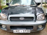 Hyundai Santa Fe 2001 Car for sale in Sri Lanka, Hyundai Santa Fe 2001 Car price