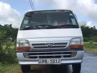 Toyota Hiace LH 172 2001 Van for sale in Sri Lanka, Toyota Hiace LH 172 2001 Van price